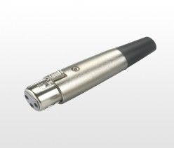 XLR CONNECTOR, DAH